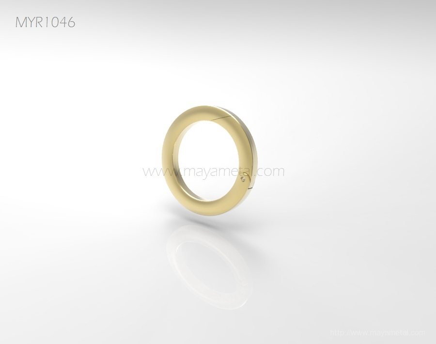 Chinese D ring and O ring supplier - MaYa Metal